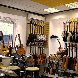Музыкальные магазины Гаврилова Посада
