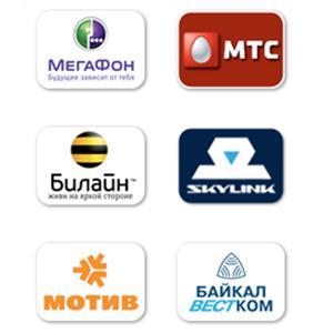 Операторы сотовой связи Гаврилова Посада