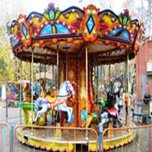 Парки культуры и отдыха Гаврилова Посада