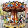 Парки культуры и отдыха в Гавриловом Посаде