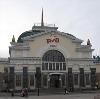 Железнодорожные вокзалы в Гавриловом Посаде