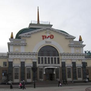 Железнодорожные вокзалы Гаврилова Посада